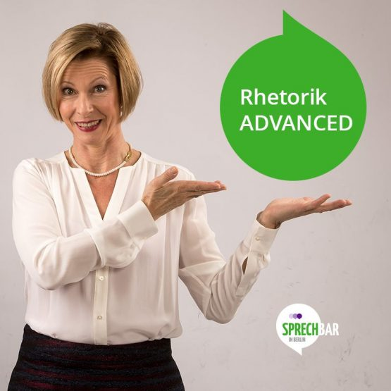 Seminar Rhetorik ADVANCED