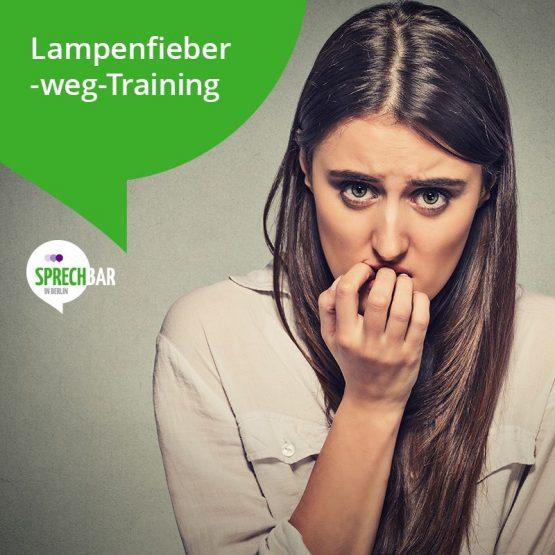 Seminar Lampenfieber-weg-Training