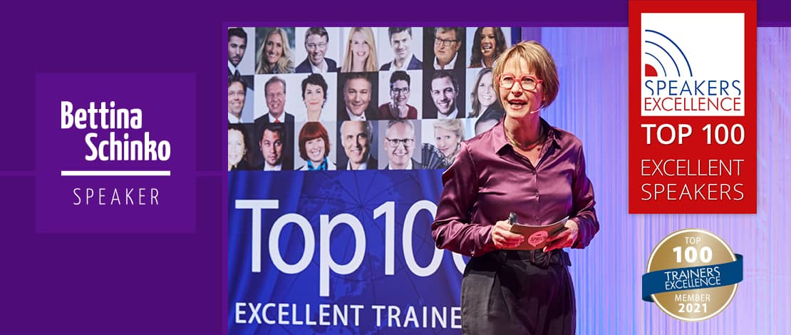 Top 100 Excellent Speakers & Trainers Excellence 2021